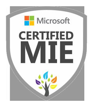 Zertifizierter Microsoft Innovative Educator