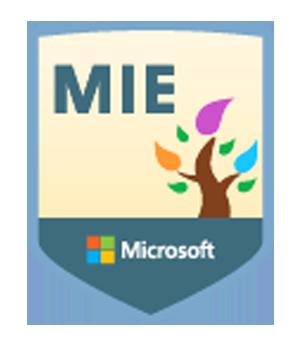 Zertifizierter Microsoft Innovative Educator (MIE)